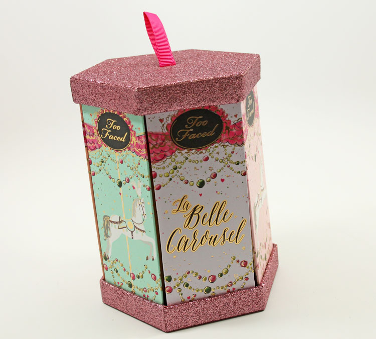 Too Faced La Belle Carousel for Holiday 2014-3