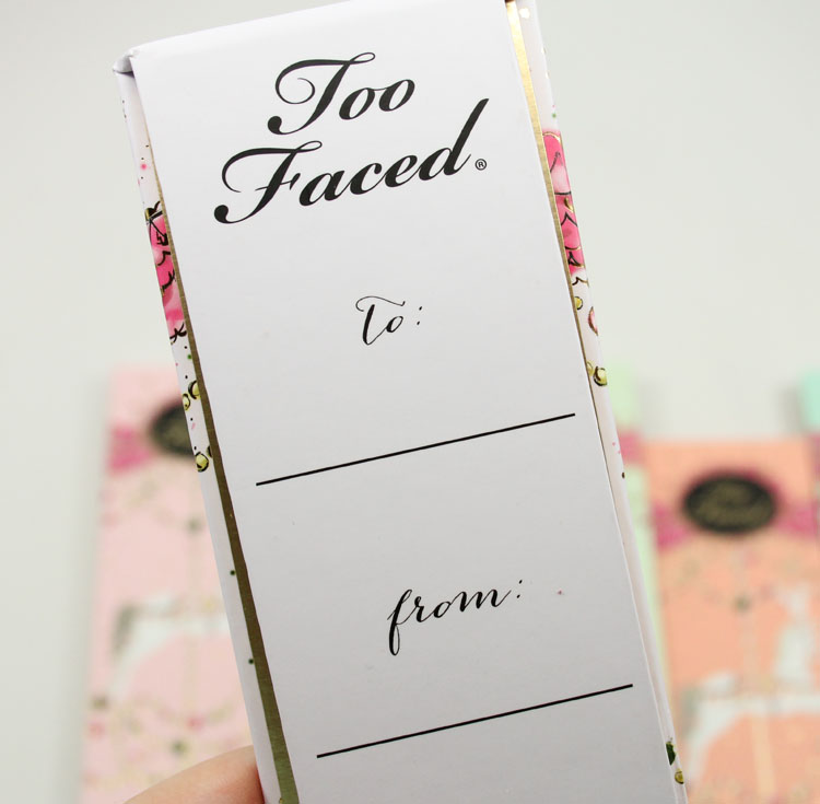 Too Faced La Belle Carousel for Holiday 2014-6