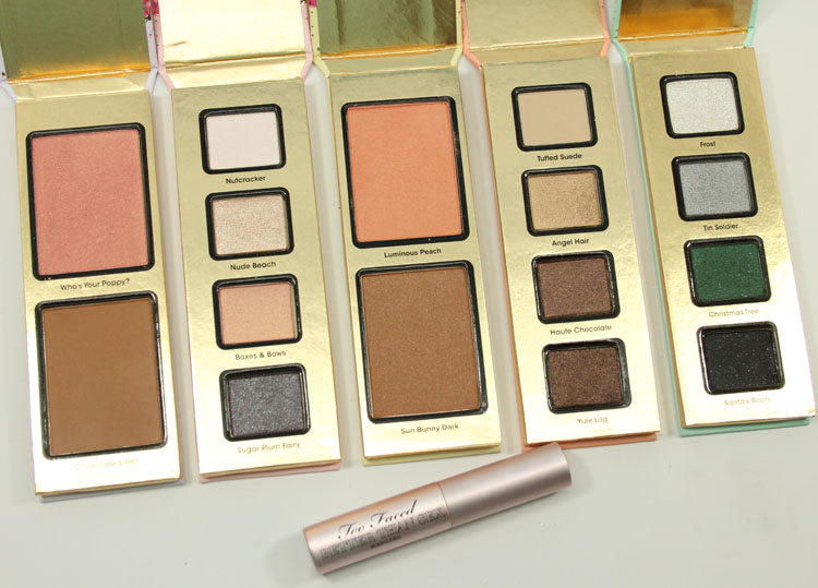 Too Faced La Belle Carousel for Holiday 2014-7