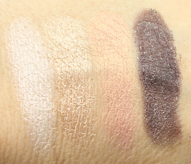 Too Faced La Belle Carousel for Holiday 2014 Swatches-2