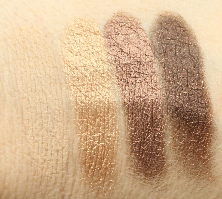 Too Faced La Belle Carousel for Holiday 2014 Swatches-3