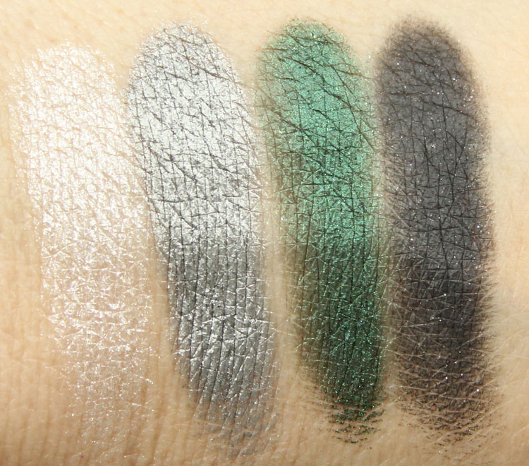 Too Faced La Belle Carousel for Holiday 2014 Swatches-4