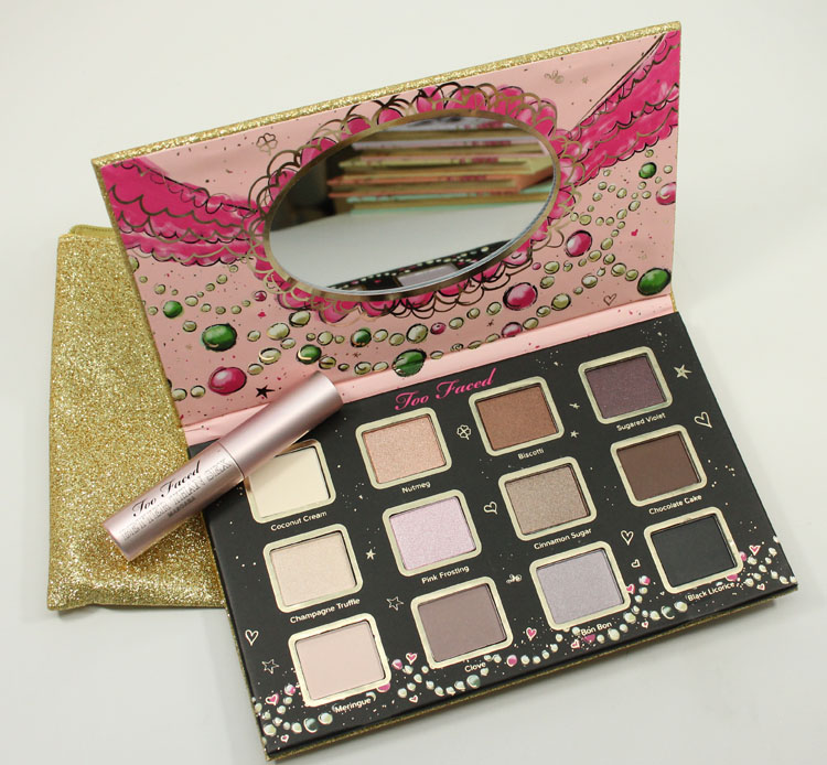 Too Faced Sugar & Spice for Holiday 2014-3