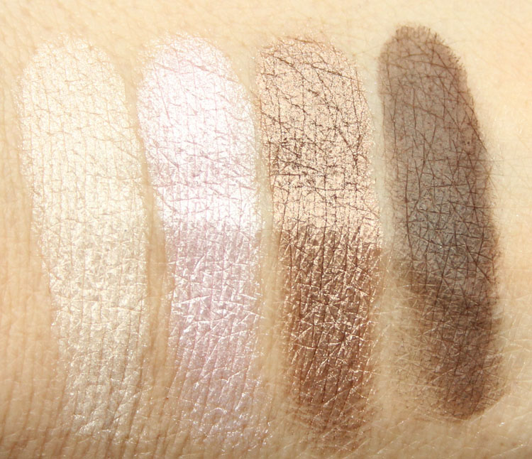Too Faced Sugar & Spice for Holiday 2014 Swatches-2