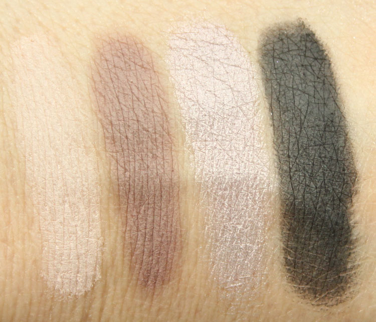 Too Faced Sugar & Spice for Holiday 2014 Swatches-3
