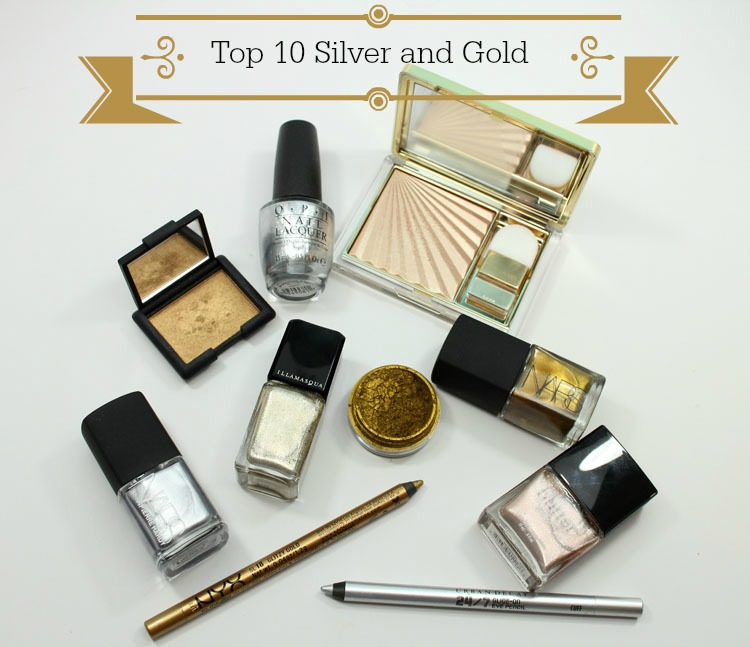 Top 10 Gold and Silver