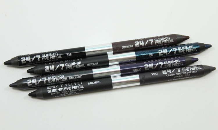 Urban Decay Black Magic 24-7 Glide-On Double-Ended Eye Pencil Set-2