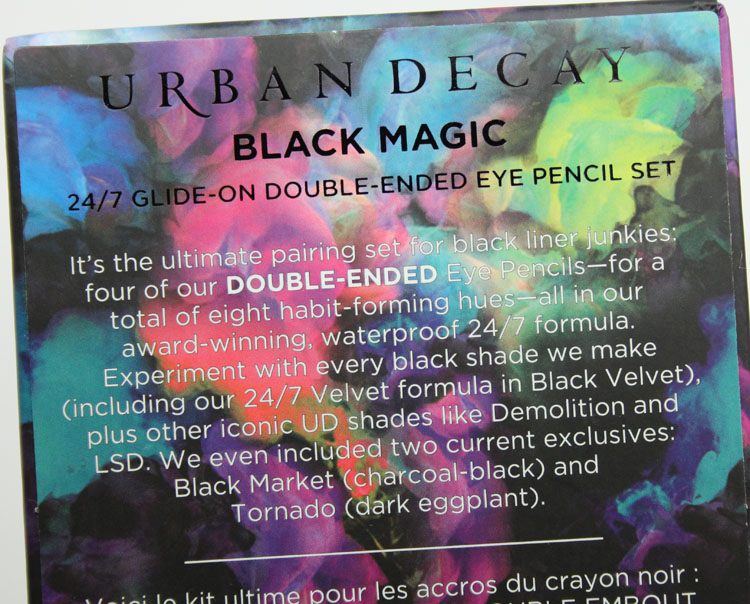 Urban Decay Black Magic 24-7 Glide-On Double-Ended Eye Pencil Set-3