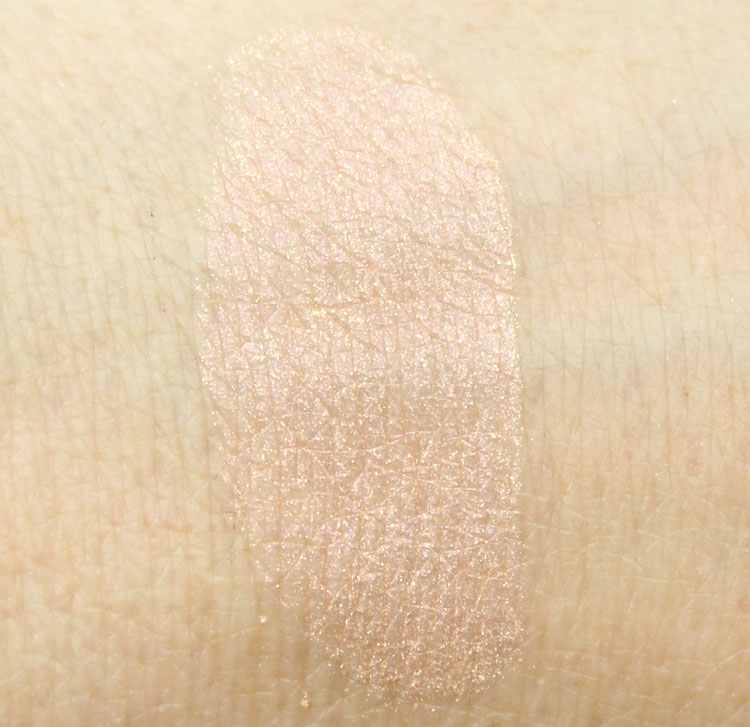 Urban Decay Naked Illuminated Aura Swatch