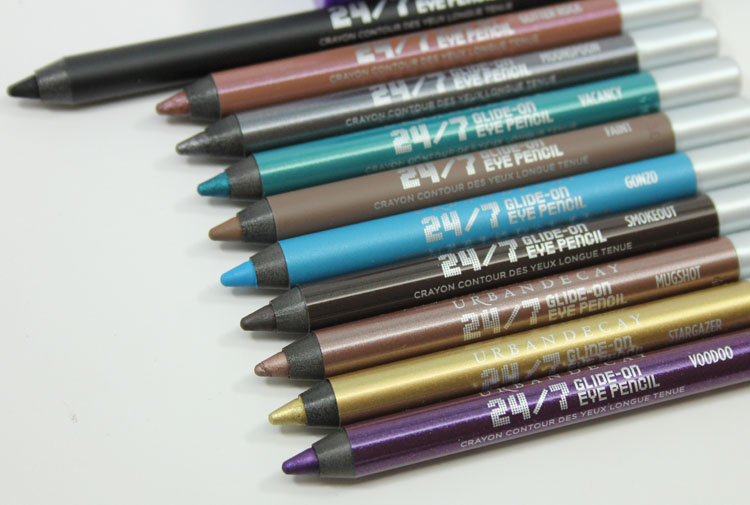 Urban Decay Ten 24-7 Glide-On Eye Pencil Set-4