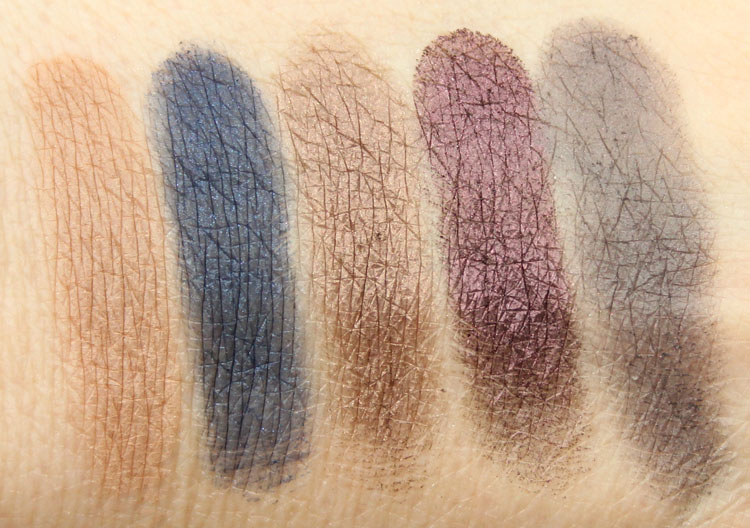 Urban Decay Vice3 Swatches-3