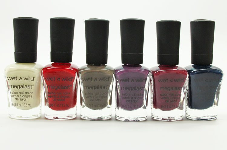 Wet n Wild LA Street Wear Matte Nail Collection for Fall 2014