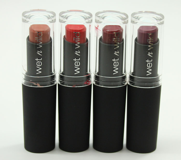 Wet n Wild LA Street Wear Mega Last Matte Lip Color