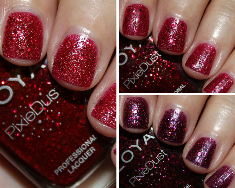 Zoya Ultra PixieDust for Fall 2014