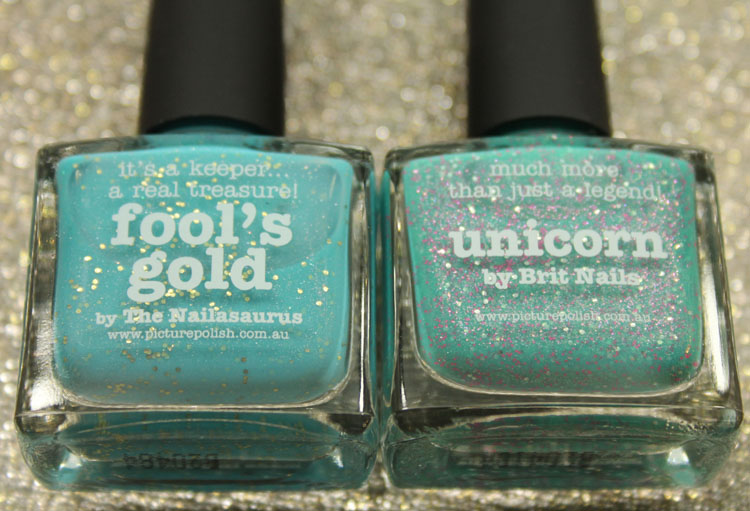 piCture pOlish New Collaboration Shades 2014-2