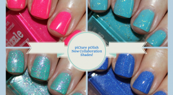 piCture pOlish New Collaboration Shades 2014
