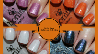 Bonita Salon Halloween Collection