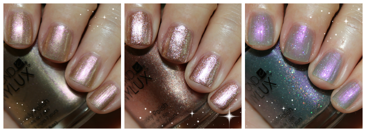 CND Holiday 2014 Gilded Dreams Collection