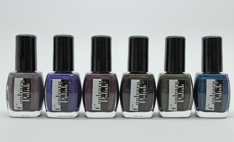 Contrary Polish Book Nerd Collection for Fall 2014 | Vampy Varnish