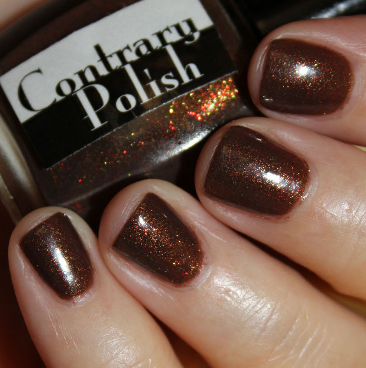 Contrary Polish Last Leaves Swatch-2