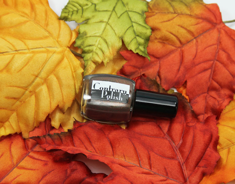 Contrary Polish Last Leaves