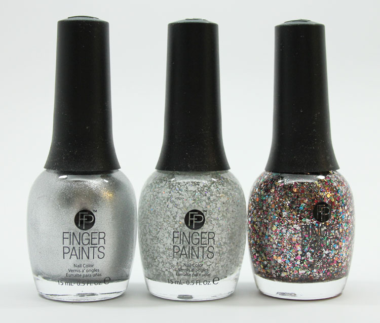 FingerPaints Holiday Glitz Mani Kit