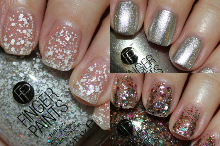 FingerPaints Holiday Glitz