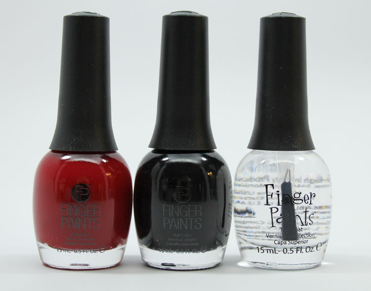 FingerPaints Patent Leather Manicure Kit for Holiday 2014