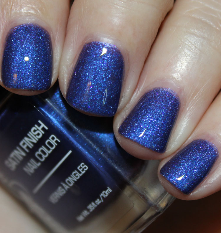 Jesse's Girl Azure with Top Coat