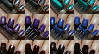 Jesses Girl Satin Finish Nail Color Collection