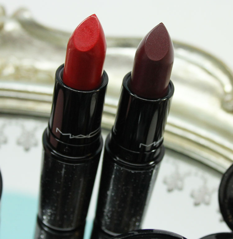 MAC Heirloom Mix Lipstick for Holiday 2014
