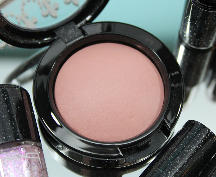 MAC Heirloom Mix Mineralize Blush for Holiday 2014