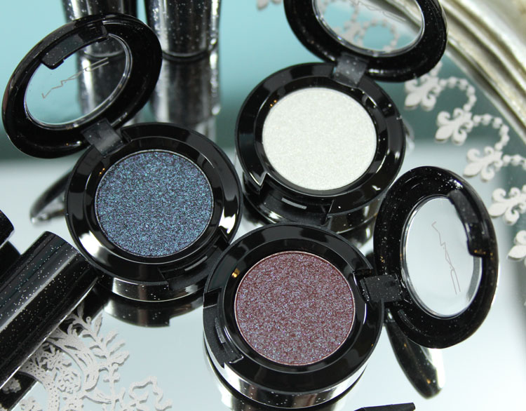 MAC Heirloom Mix Pressed Pigment for Holiday 2014