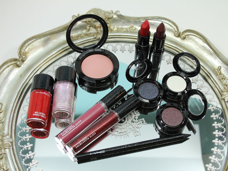 MAC Heirloom Mix for Holiday 2014