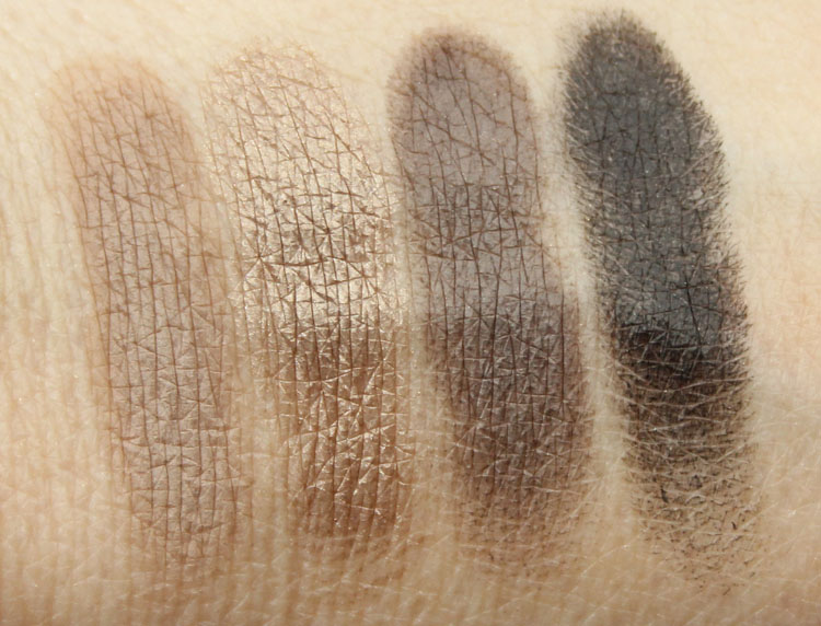MAC Keepsakes Eyes Beige Eyes Swatches-2