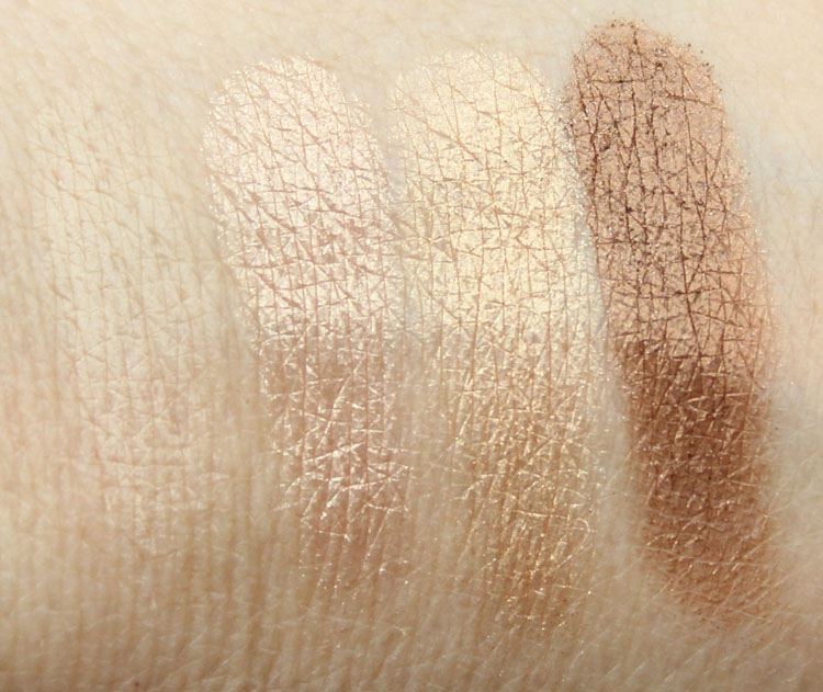 MAC Keepsakes Eyes Beige Eyes Swatches