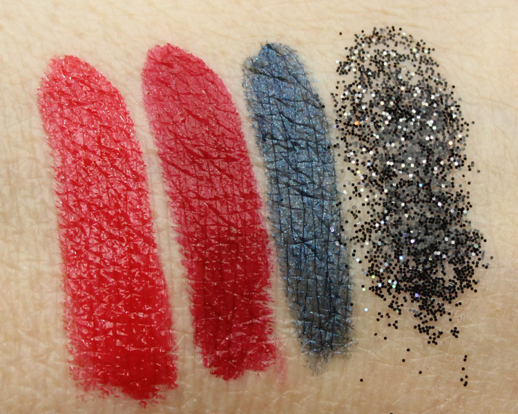 MAC Oblivion, Frank-N-Furter, B, 3D Black Swatches