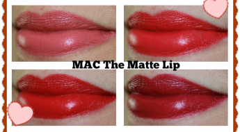 MAC The Matte Lip Collage