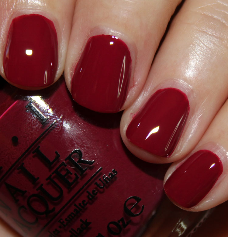 OPI Just Be-Claus