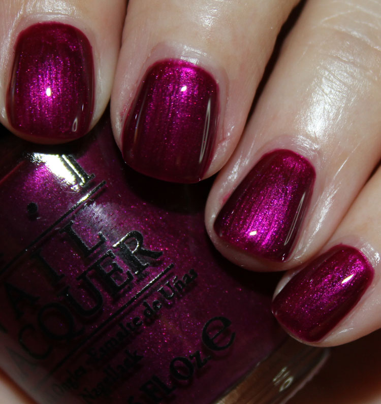 OPI Kiss Me-or Elf!