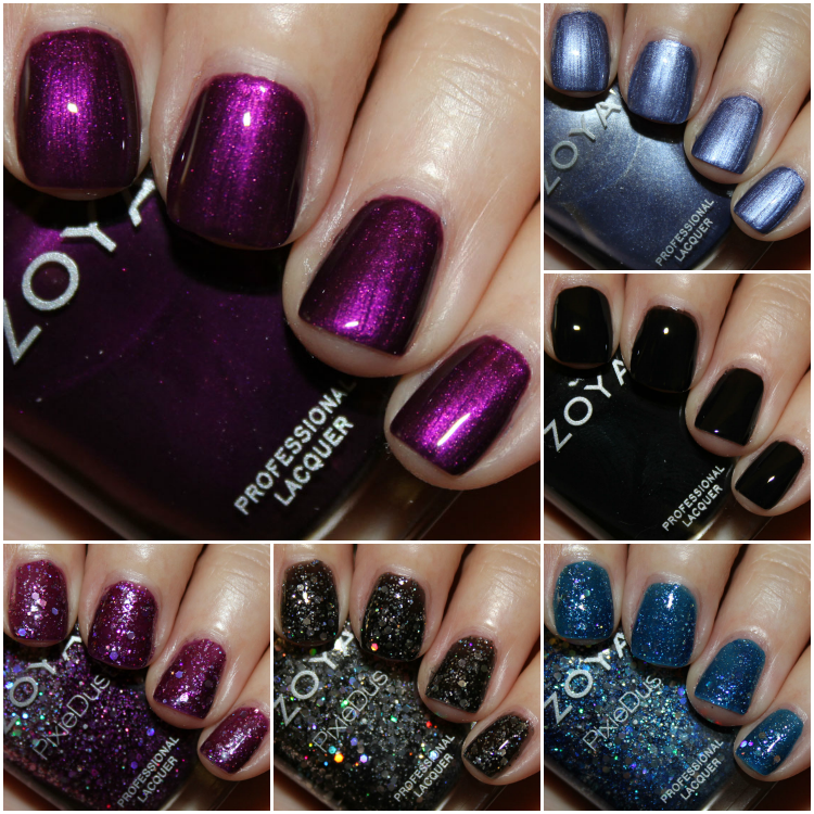 Zoya Wishes Winter-Holiday 2014