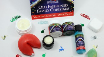 Fortune Cookie Soap Old Fashioned Family Christmas for Winter 2014
