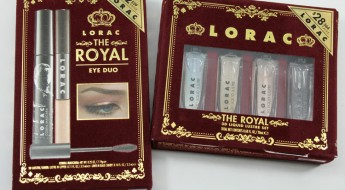 LORAC Holiday 2014 The Royal Collection