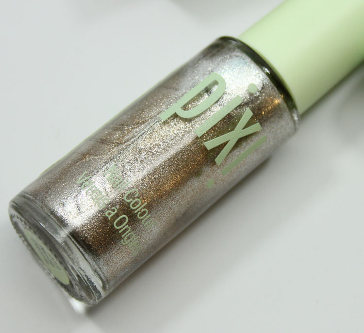 Pixi Nail Colour in Nude Dazzle