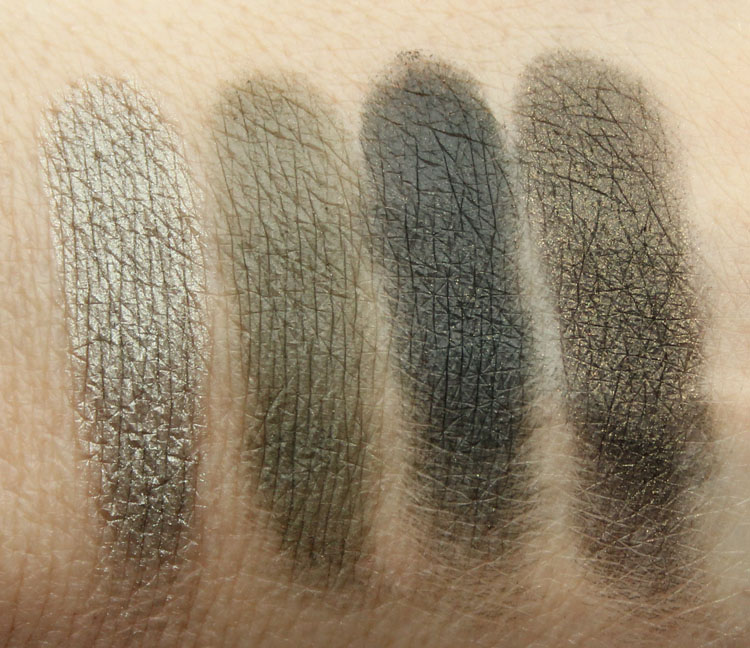 Pixi Ultimate Beauty Kit 2nd Edition Eyeshadow Swatches-10