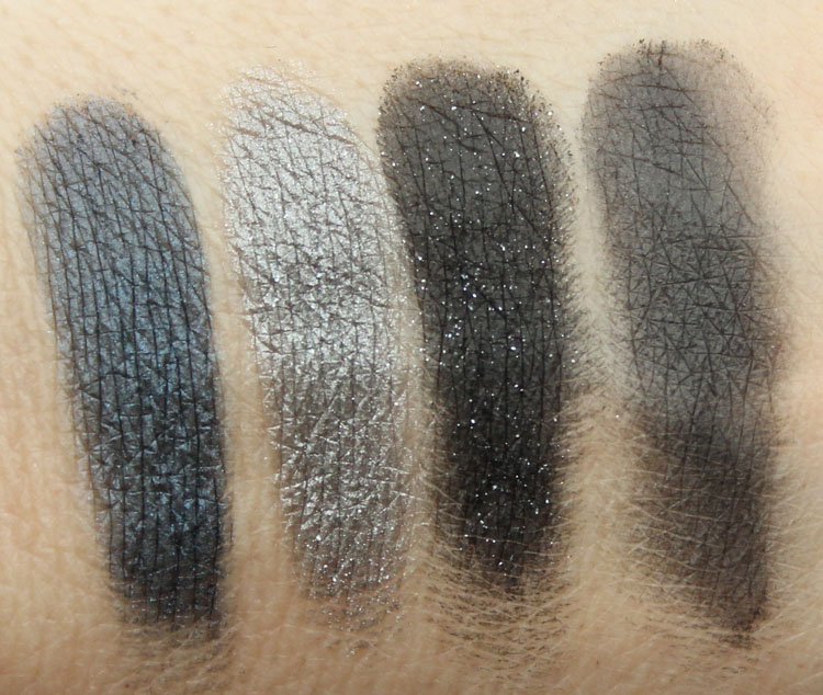 Pixi Ultimate Beauty Kit 2nd Edition Eyeshadow Swatches-5
