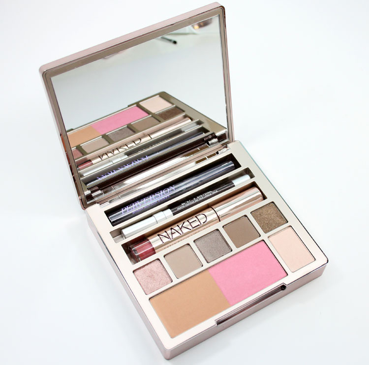 Urban Decay Naked On The Run Palette-
