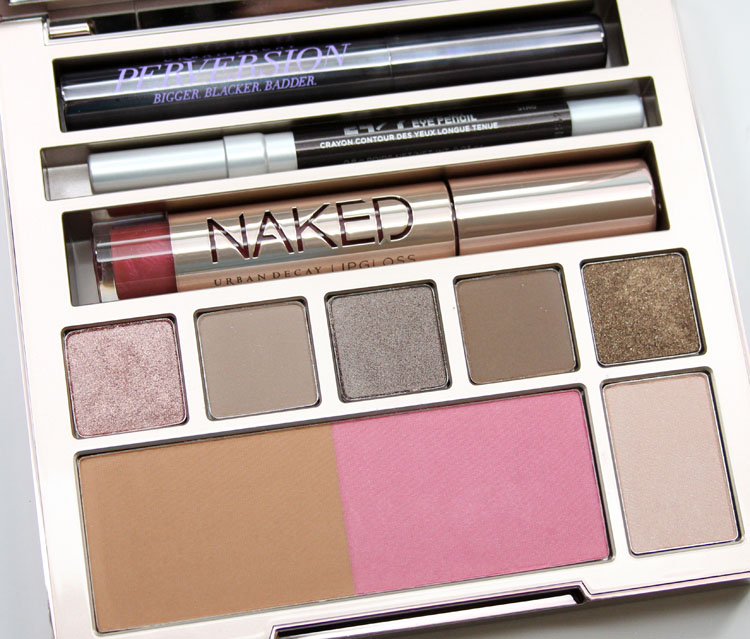 Urban Decay Naked On The Run Palette-4