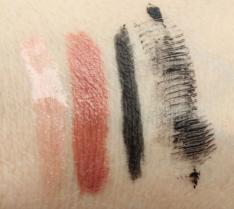 bareMinerals Main Attraction Swatches