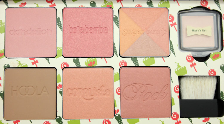 Benefit Cheeky Sweet Spot-3